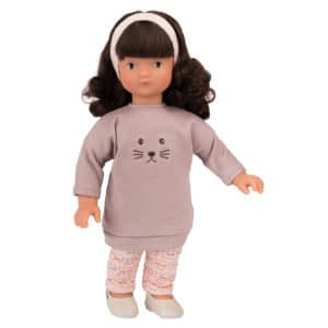Clarisse doll - Ma poupee - Moulin Roty