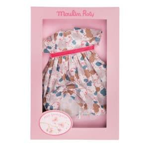 doll's clothes - Ma poupee - evening dress set - Moulin Roty