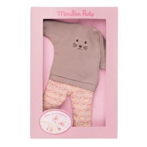 doll's clothes - Ma poupee - jumper set - Moulin Roty