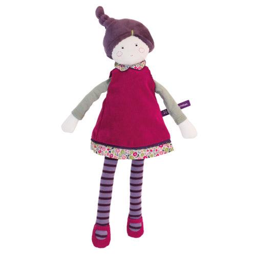 Mademoiselle Eglatine doll - Moulin Roty