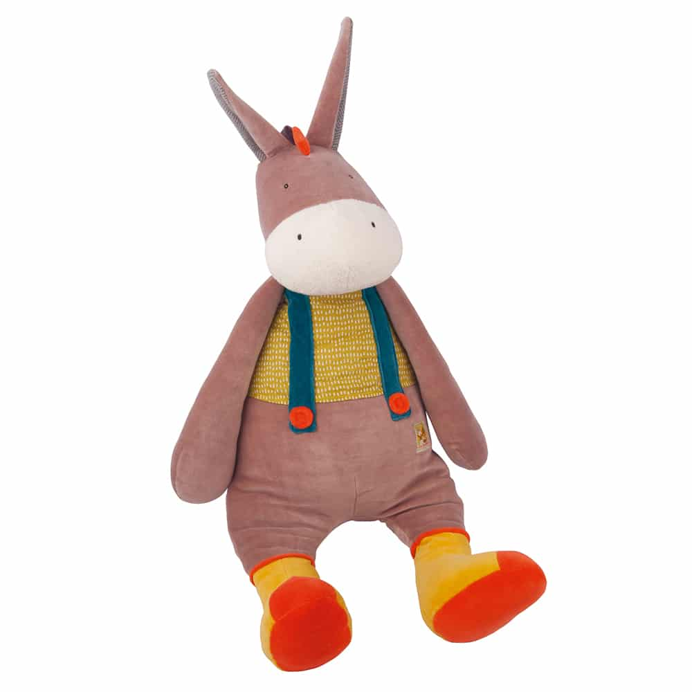 Les Cousins donkey doll - Moulin Roty
