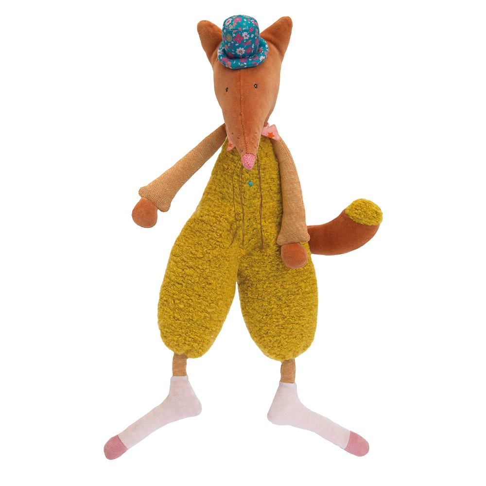 Dede fox doll - Tartempois - Moulin Roty