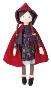 Il etait une fois - Little Red Riding Hood - Moulin Roty