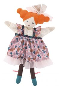 Il etait une fois the alluring dame hand puppet - Moulin Roty
