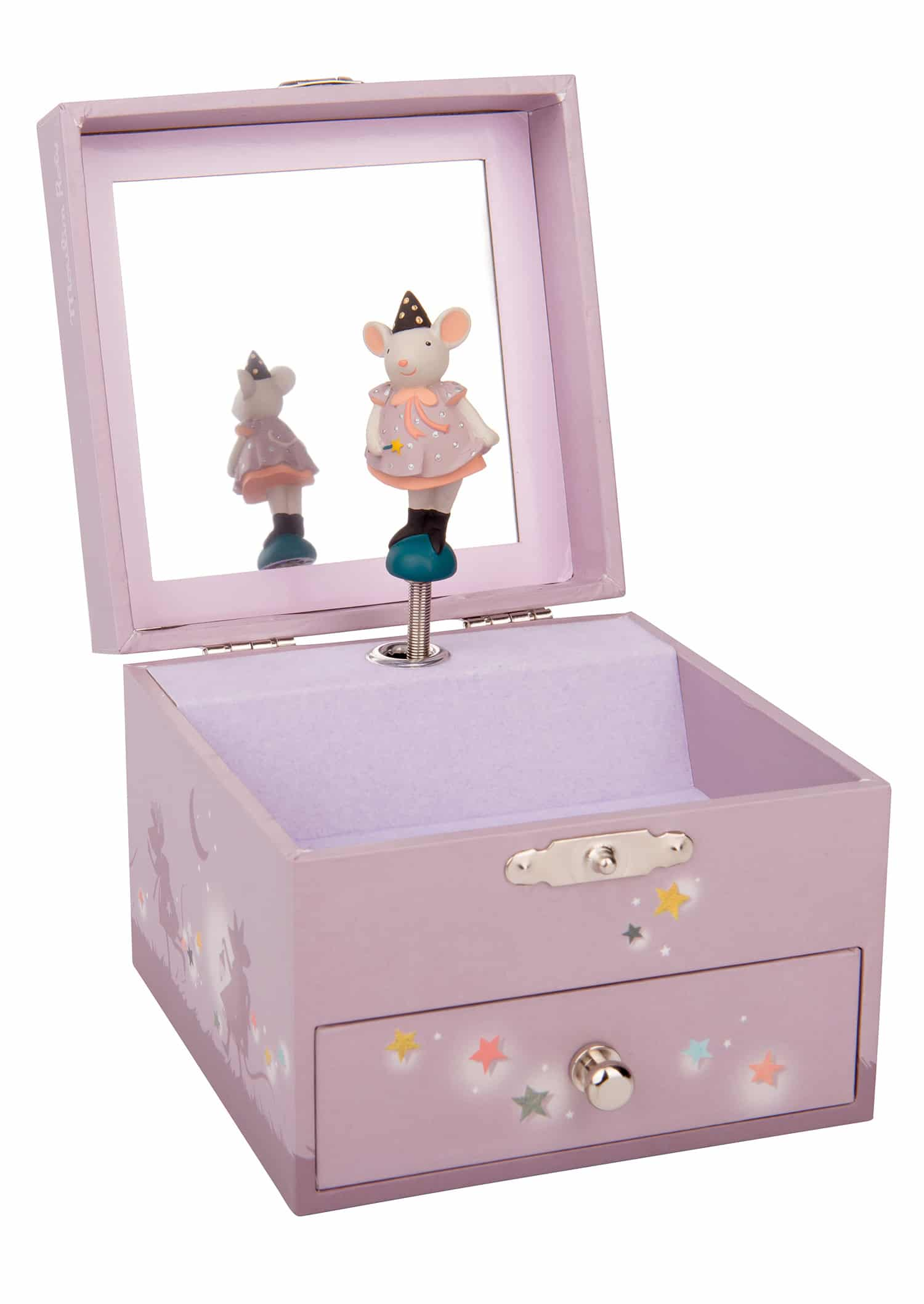 Il etait une fois musical jewellry box - Moulin Roty