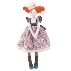fairy tales and nursery rhymes - the alluring dame - il etait une fois - Moulin Roty toys Australia