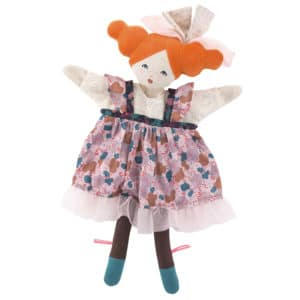 il etait une fois fairy stories the alluring dame hand puppet - Moulin Roty toys Australia