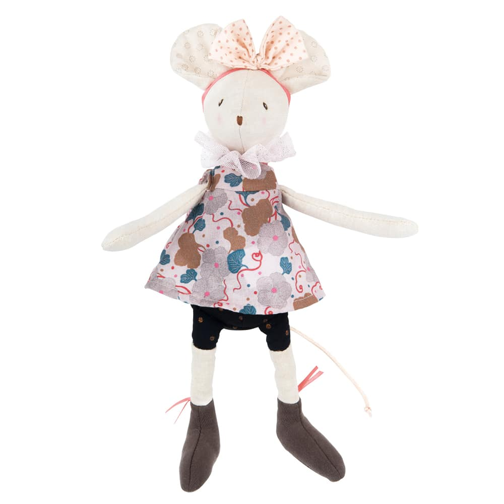 lala the magician's mouse - il etait une fois - once upon a time - fairy tales - Moulin Roty toys Australia