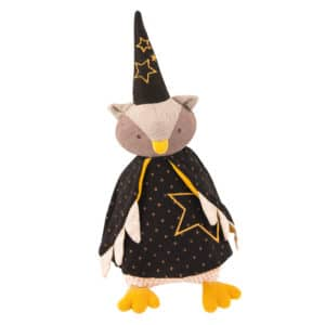 owl magician - il etait une fois - fairy tales - once upon a time - Moulin Roty toys