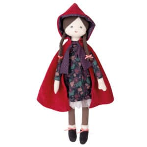 fairy tales and nursery rhymes - little red riding hood - il etait une fois - Moulin Roty toys