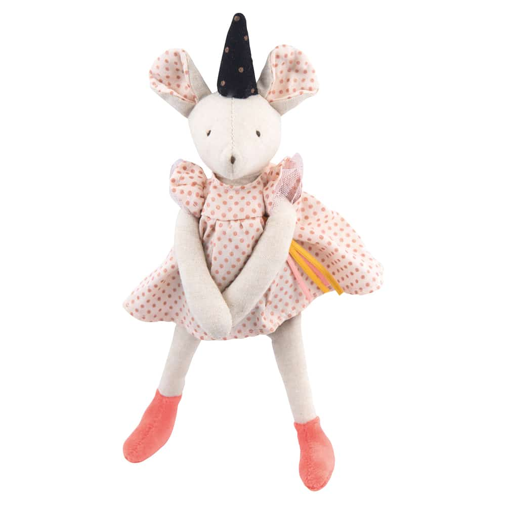 mimi the magician's mouse - il etait une fois - once upon a time - Moulin Roty toys Australia