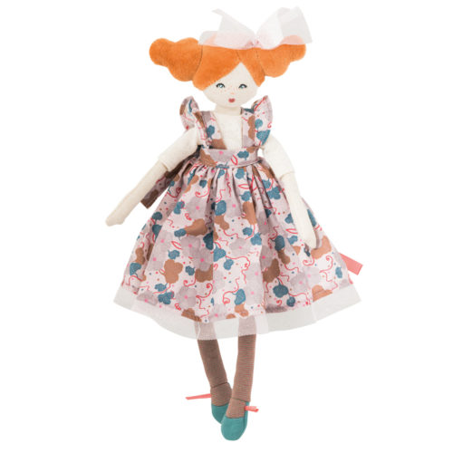 mini alluring dame - il etait une fois - once upon a time fairy tales, nursery rhymes Moulin Roty toys