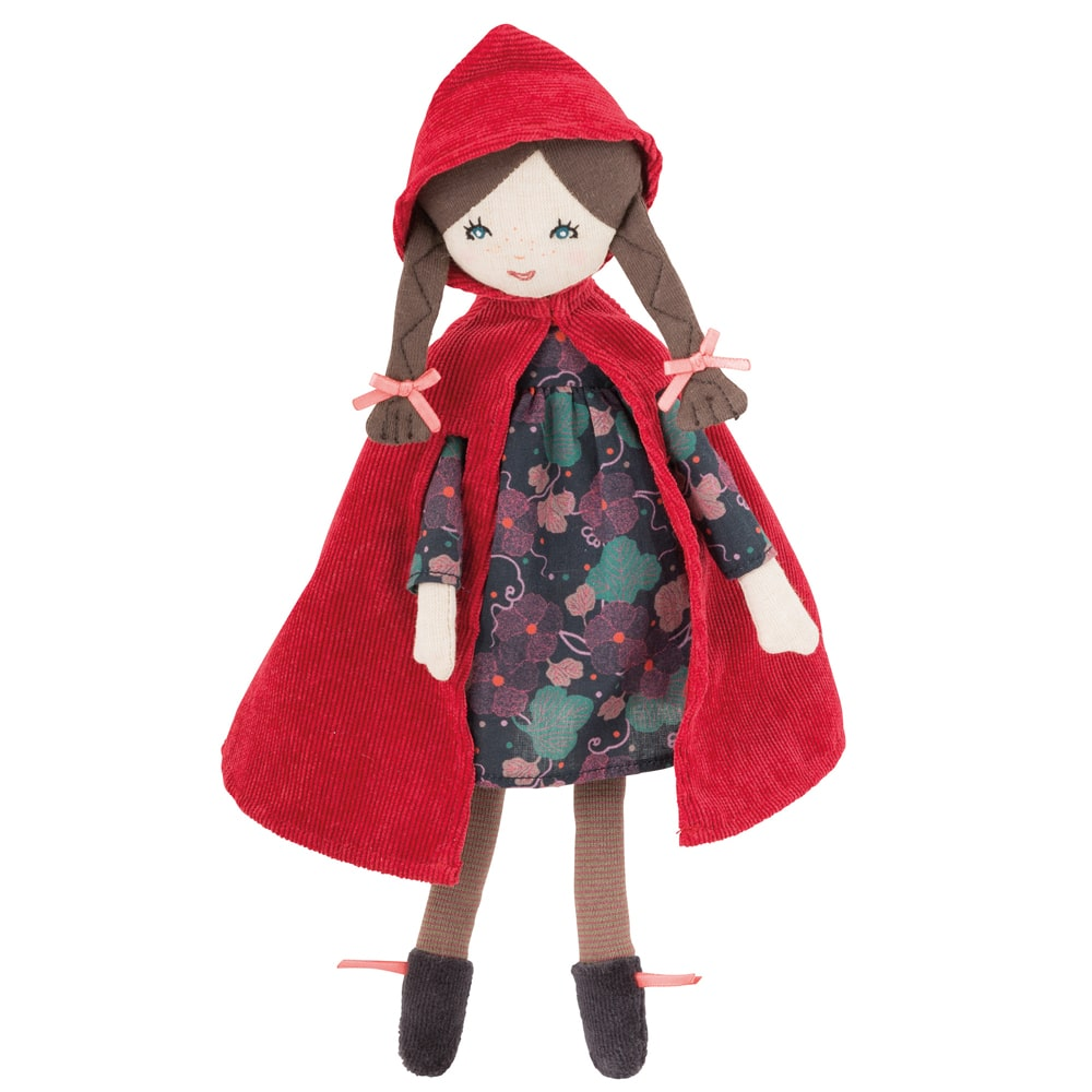 mini little red riding hood - il etait une fois - once upon a time - Moulin Roty toys Australia
