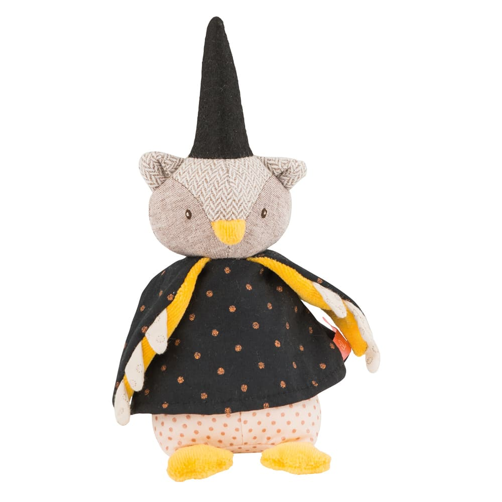 mini magician owl - Moulin Roty toy Australia - il etait une fois - Once upon a time - fairy tales