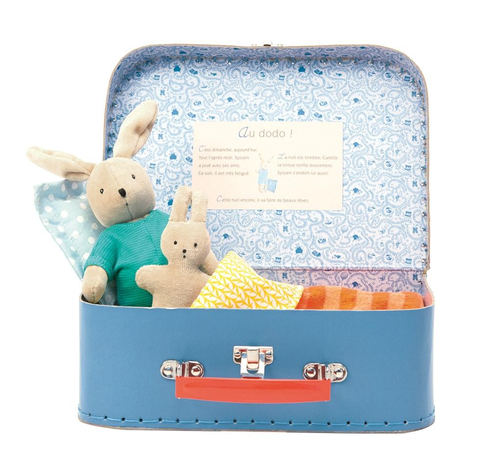 Bedtime suitcase - La Grande Famille - Moulin Roty