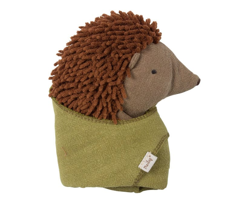 Little Hedgehog with leaf - Maileg