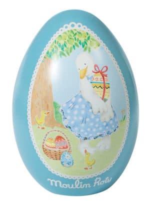 Jeanne Easter egg, Easter toys, La Grande Famille