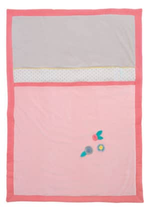 Moulin Roty, baby quilt, mademoiselle et ribambelle, nursery items