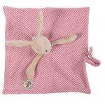 Sylvain rabbit comforter, Moulin Roty, baby toys, comforters