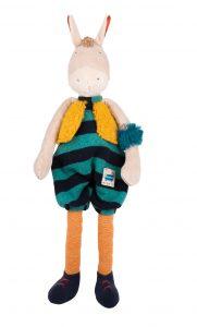 Les Zig et Zag horse doll - soft toys, baby toys, Moulin Roty toys Australia