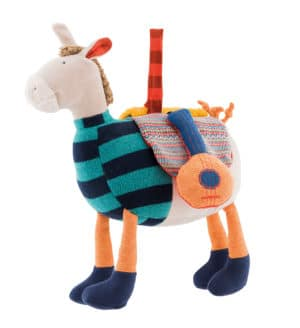 activity horse - les zig et zag - Moulin Roty toys Australia