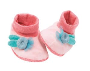 Mademoiselle baby slippers, Moulin Roty, baby slippers