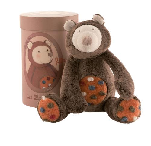 les zazous bear doll - Moulin Roty