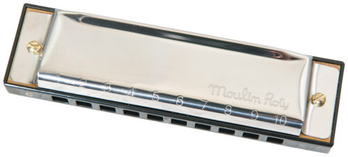 harmonica - Moulin Roty