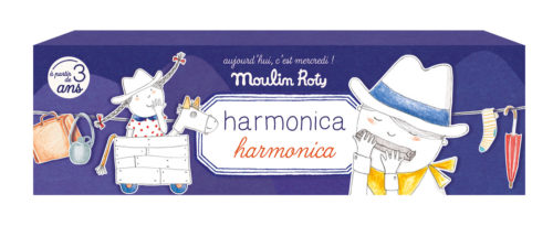 harmonica box