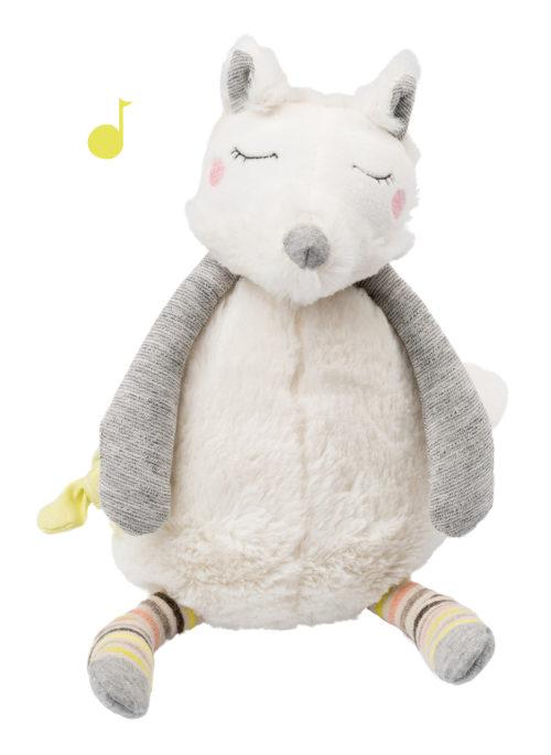 musical soft toy oko dog