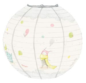 lantern nursery lighting