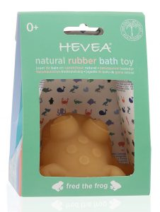 HEVFRED Hevea natural rubber fred the frog