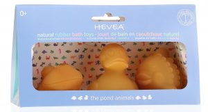 HE-BT-Pond Hevea pond animal gift set