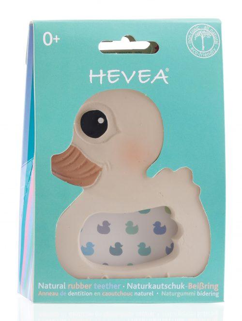HE-KW-Teether Natural Hevea rubber teether Kawan
