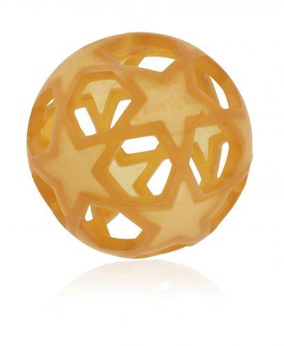 HE-TOY-Star-Ball Hevea Natural Rubber Star Ball