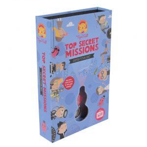 Tiger Tribe Top Secret Missions