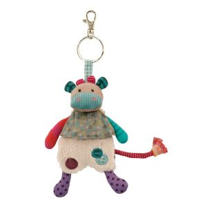 les jolis cow key ring MOU629295
