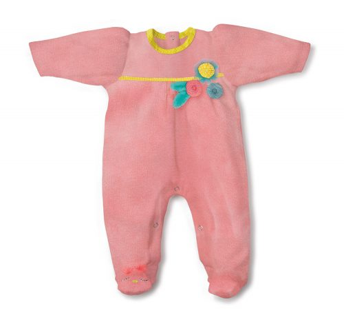 baby jumpsuit - girl's - moulin roty 657 270