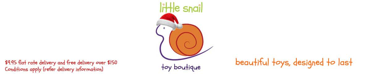 Little Snail Christmas gifts for babies and kids