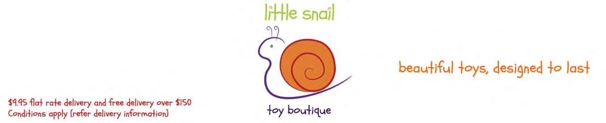 little snail toy boutique - flat rate postage and high quality toys