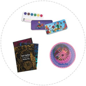 painting and drawing gift pack
